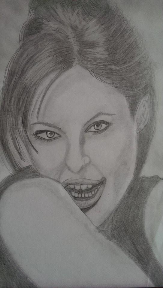 Angelina Jolie by ianc01